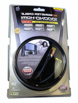 Monster Cable 1000HD Ultimate-High Speed Right Angle HDMI 2