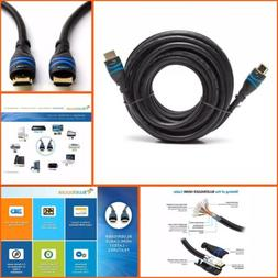 BlueRigger 4K HDMI Cable