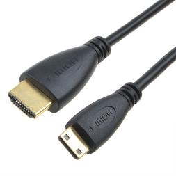 HDMI 1080P TV Video Cable Cord For Nikon Coolpix L810 S9300
