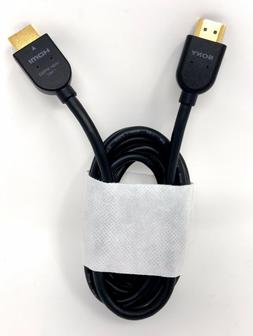 Sony 6.6' High Speed 1080p HDMI Cable w/Ethernet & Gold-Plat