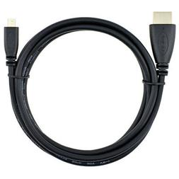 Omilik Micro HDMI 1080P A/V HD TV Video Cable For Nikon Cool