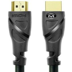 Mediabridge 91-02X-35B Ultra Series HDMI Cable - 35-Feet 35