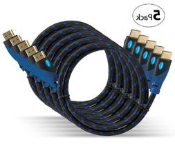 Aurum Ultra Series - High Speed HDMI Cable With Ethernet 5 P