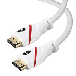 HDMI Cable - 75 FEET  CL3 Rated - 24AWG - Supports, 4K, 3D,