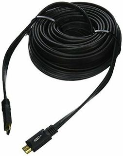 SIIG CB-HM0312-S1 32.8 ft. Flat HDMI Cable