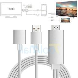 USB MHL To HDMI 1080P TV Adapter Cable HD For Samsung Galaxy