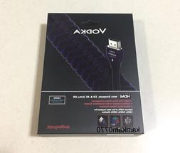 Audioquest VODKA HDMI Cable, HDMI 2.0 cable, 3D and 4K Ultra