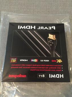 authentic pearl ultra 4k 8 foot hdmi