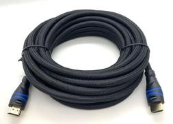 bluerigger 4k hdmi cable 25 feet black