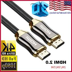 braided ultra hd hdmi cable v2 0