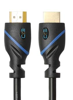 C&E 10FT  High Speed HDMI Cable Male to Male w/Ethernet 4K 3