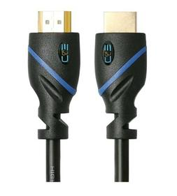 C&E 30ft High Speed HDMI cable Male to Male audio return CNE