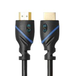 C&E High HDMI Cable 75 Feet with Built-in Signal Booster Sup