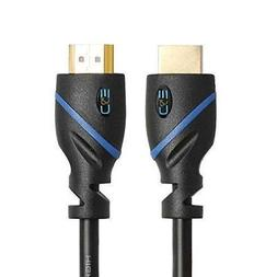 C&E High HDMI Cable 75 Feet, with Built-in Signal Booster Su