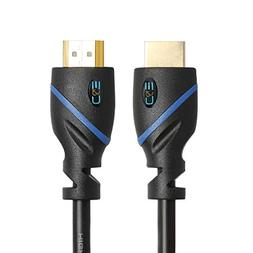 C&E 12ft  High Speed HDMI Cable Male to Male with Ethernet B