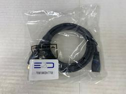 C&E High Speed HDMI Extension Cable Male to Female, 6 Feet,