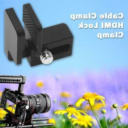 Cable Clamp HDMI Lock Clamp for Sony A6500/A6300/A6000 Camer
