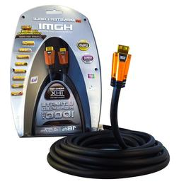 Monster Cable HDX 1000 17.8 Gbps Ultra High Speed HDMI 16 FT