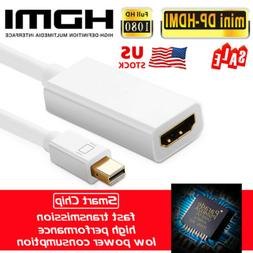 Cable Length 23CM DP to HDMI Adapter Cable HD ThunderBolt Mi