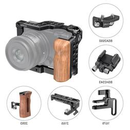 SmallRig Cage/Lens Support/Top Handle/ HDMI Cable Clamp for