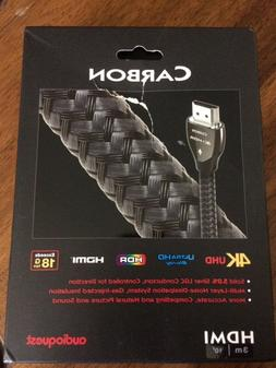 AUDIOQUEST CARBON 3M HDMI CABLE