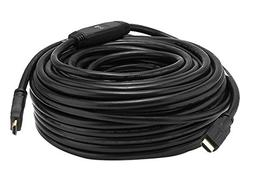 Monoprice Commercial 131ft 24AWG CL2 Standard HDMI Cable w/