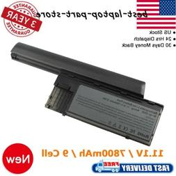 For Dell Latitude D620 D630 D631 M2300 TYPE PC764 6/9cell Ba