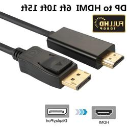 display port dp to hdmi displayport to