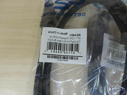 C2G 54401 Displayport Cable with Latches M/M, 8K UHD Compati