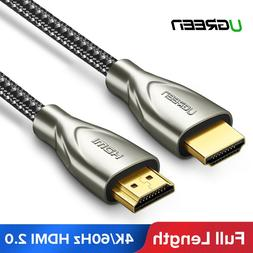 Ugreen <font><b>HDMI</b></font> 2.0 <font><b>Cable</b></font