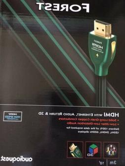 Audioquest Forest HDMI 3m cable