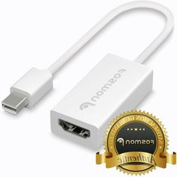 Fosmon HD1824 Mini DisplayPort  to HDMI Adapter Cable for Ma