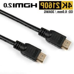 HDMI 2.0 A/M to A/M cable Ultra HD 4K High Speed Compatible