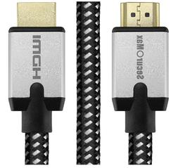 SecuroMax HDMI 2.0 Cable 1080p 1440p 2160p High Definition H