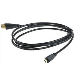 HDMI AV VIDEO CABLE Cord TV for NIKON COOLPIX L840 S6900 S70
