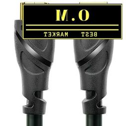 Mediabridge Hdmi Cable  Supports 4K@60Hz, High Speed, Hand-T