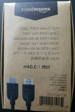 hdmi cable 10 ft new