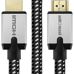 HDMI Cable 3ft - HDMI 2.0 Ready  - Braided Cord