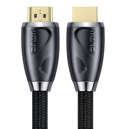 4K Ultra HD HDMI Cable 35 Feet by MINC - High Speed HDMI 2.0