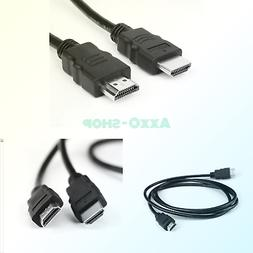 ZOSI 6FT 2M HDMI Cable 1080P High Speed for BLURAY 3D DVD PS