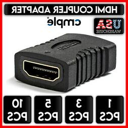 hdmi female coupler extension adapter cable extender
