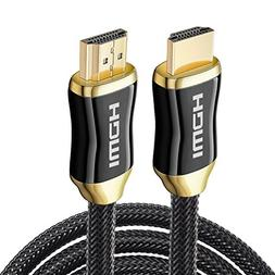 HDMICable 3FT 3pack  - Braided Cord - Ultra High Speed 18Gbp