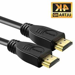 High Speed HDMI Cable 10 FT 1.4 1080P Ethernet-Audio Return