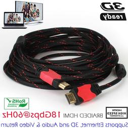 high speed hdmi cable 3 feet 6