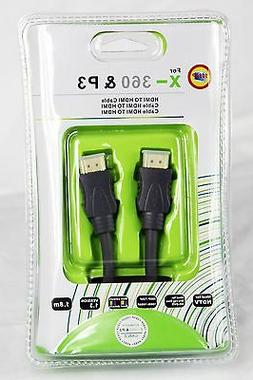 HIGH SPEED HDMI CABLE FOR XBOX360 20155