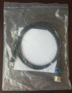 BLUERIGGER High Speed Micro HDMI to HDMI Cable with Ethernet