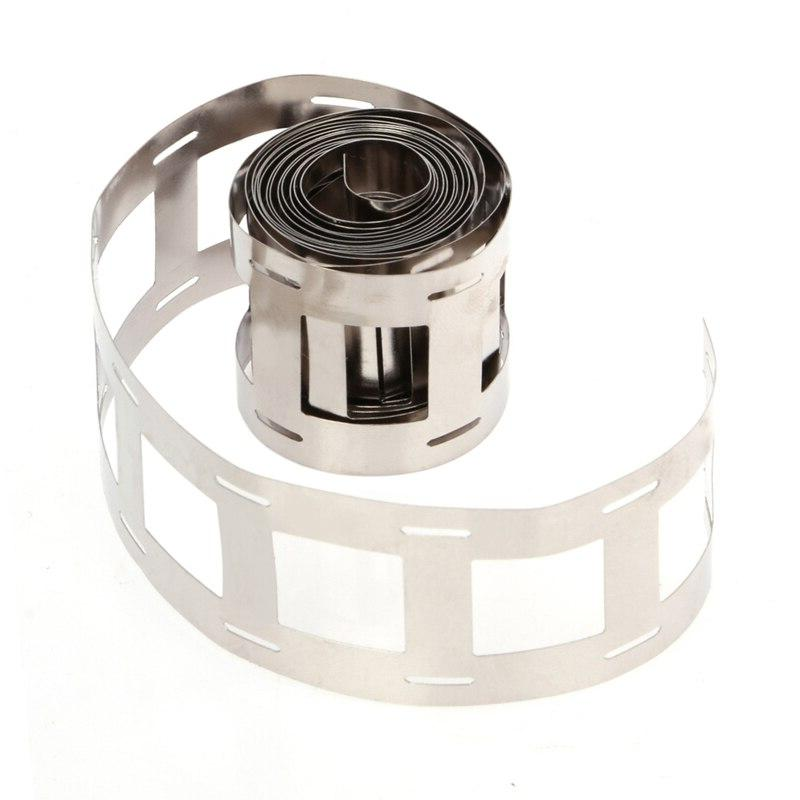 1M Battery Strip Li-ion Batteries nickel tape for <font><b>cables</b></font>