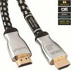 4K HDMI cable 6ft -HDMI 2.0 Cord Supports 1080p 3D 2160p UHD