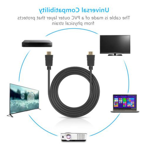 Premium HDMI HD Gold 3D High Audio Ethernet