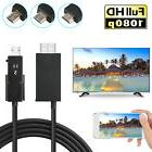 8.2FT Micro USB MHL to HDMI HDTV Cable Adapter for Android S